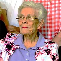 Annie Ruth Gatlin