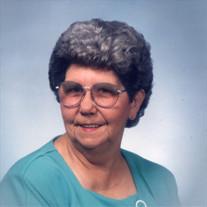 Frances Dewheart Dunaway