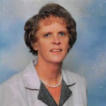 Martha Jean (Fox) Gauthier