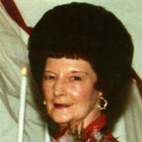 Clara Dean Jenkins