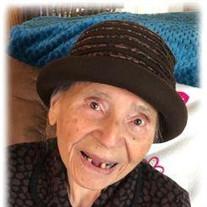 Manuela Cortez Alian, 90, Cypress Inn, TN