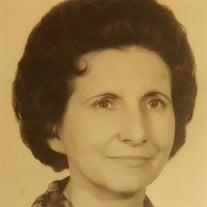 Dula Josephine Courville Johnson