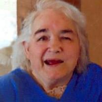 Juanita  M.  Hill (Lebanon)