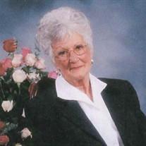 Margaret  Claussen Cox