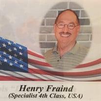 Henry Charles Fraind