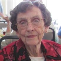 Edna M Keeney