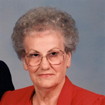 Mrs. Nettie Magalene Carver