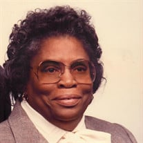 Mrs. Carrie Doris Banks,