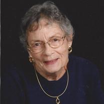 Mary Ann Scarborough