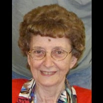 Freda V.  Benton