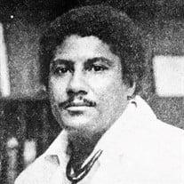 Dr. Calvin James Jackson