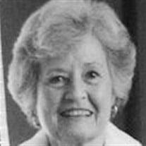 Martha Faye Morgan