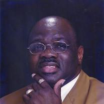 Alvin Berdell Johnson Sr.