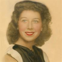 Frances Marie Morrow