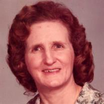 Mrs Leora Jean Allison