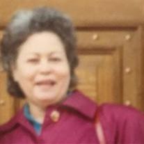 Mrs.  Juanita  Barina Areizaga