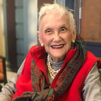 Mrs. Ann Laura Allen Johnston