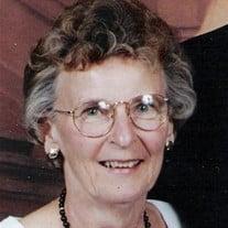 Mrs.  Patricia  Ann Pevey