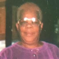 Mrs. Estelle Marie Rollins