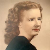 Mrs. Esther McNair Lott