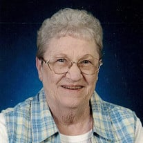 Mrs. Yvonne Mary Blanchard Johanson