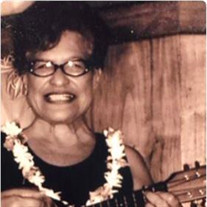 Bessie Kalua Pauole DeMello