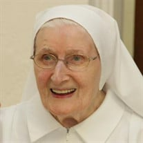 Sister Mary Paschal, O.S.C.