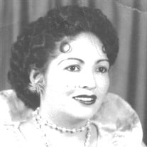 Juanita Alcantar Salazar