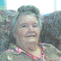 Bertha  Mae Goolsby