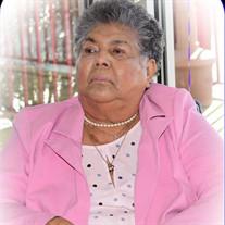 Maria DelRefugio Puentes Rivera