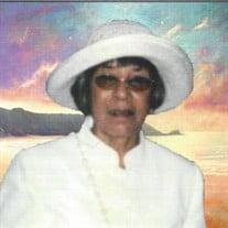 Mrs. Alice Lorraine LaGrant