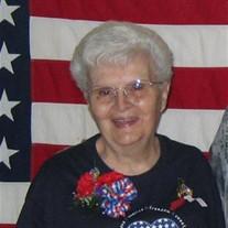 Ethel D Arnold