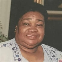 Mrs. Evelyn Jean (Higgins) Thornton