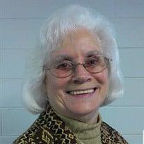 Alma Faye Elliott