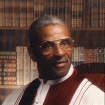 Elder Frank Lee Barnes Sr.