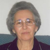 Mary Barlowe