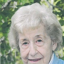 Marion B. (Bernhard) McCaskill