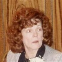 Mary Frances Cook