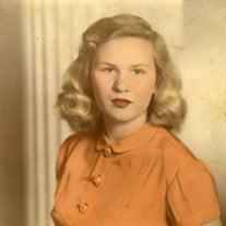 Geraldine Morris Tate