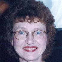 Mrs. Alice Prysby Tidwell