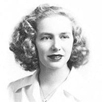 Barbara Emilie Davis