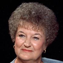 Margaret (Nannie) Franks Abels Thompson