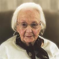 Violet Pearl Elizabeth Crellin
