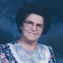 Elois Jeanette McAfee of Michie, TN