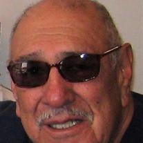 Joe (Pancho) F. Garcia