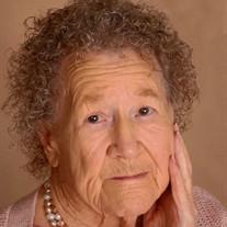 Bertha Marie (Clegg)  Reid