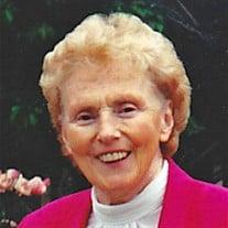 Claire Mahaney RSCJ