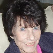 Virginia Winona (Wood)  Hulett