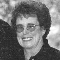 Janice Marvlen (Booth) Peasnall