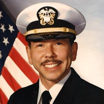 Commander Carlos James Martinez